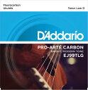 【D'Addario (ダダリオ)】【ウクレレ弦】EJ99TLG Tenor Low-G