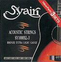 *アコースティックギター弦 S.yairi SY-1000XL (3set pack)