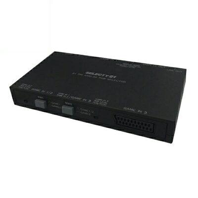 マイコンソフトSELECTY21N21ピンRGBセレクターDP3913552