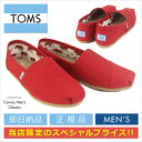 TOMS SHOES トムス シューズ メンズ Canvas...
