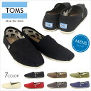 TOMS トムス シューズ Canvas Men's Classics [001001A07] 【 ...