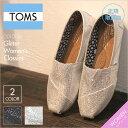 TOMS トムス シューズ Glitter Women's Classics [001013B07] 【 レディース トムズ クラシック スリッポン キャンバス 靴 】