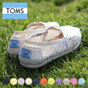 TOMS Crochet トムス スリッポン レディース ク...