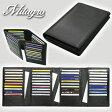 財布 革 メンズ bt-wl14 Milagro ミラグロ ソフトレザーカード60枚収納 カードケース 牛革 [メール便不可][本革]lucky5days
