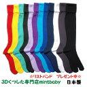 ニッカ靴下 カラー無地 よりどり2足 とび職 お祭り 日本製 ウーリーナイロン100%全12色!24〜26cm
