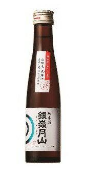 銀嶺月山 純米酒 180ml