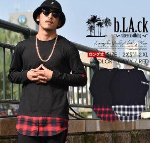 ブラック Tシャツ カジュアル ファッション ストリート