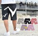 b.LA.ck【ブラック】ハーフパンツ メンズ スウェットパンツ メンズ スウェットショーツ ショーツ 大きいサイズ メンズ ビッグサイズ メンズ スウェット ...