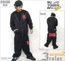 BLACK HORSE 【ブラックホース】ジャージ セットアップ ロングカラー:3カラーB系 ファッション メンズ ヒップホップ ストリート系 ファッション HIPHOP ダンス 衣装 【あす楽】