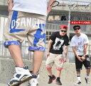 ショーツ ロールアップ バンダナ ファッション ストリート