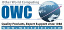 OWC OWCSSDAP2A6G120 OWC Aura Pro Express 6Gb/s for MacBook Air 2012 with 3yr Warranty - DRIVE ONLY/no tools or enclosure 120GB