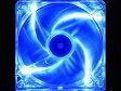 親和産業 SH1425D-PWM20-LB 速風140 Blue LED ワイドレンジPWMファン【少量在庫有り!】