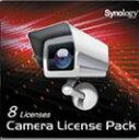 Synology License Pack 8 Surveillance Station用カメラライセンス 8パック【正規代理店品】