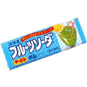 コリス 20円 フーセンガム フルーツソーダ  40入【駄菓子】
