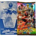 100円 トップ 宇宙戦隊キュウレンジャープラスチックカードガム 15入
