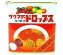 サクマ式缶ドロップス 10缶入