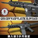 g&g電動ガンGR16CQWWASPPlasticBlowBack G&GARMAMENTエアソフトガン【3か月保証】