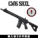 g&g電動ガンCM16SRXL G&GARMAMENTエアソフトガン【3か月保証】