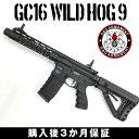 g&g電動ガンGC16WildHog9G&GARMAMENTエアソフトガン【3か月保証】