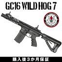 g&g電動ガンGC16WildHog7G&GARMAMENTエアソフトガン【3か月保証】