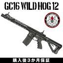 g&g 電動ガン GC16 Wild Hog 12 G&G ARMAMENT エアソフトガン【3か月保証】【送料無料】