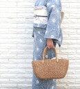 バンクアンスウィートバッグL(天然素材)送料無料 500WORKS.かごバッグ かごバッグ バッグ 女性用 Creer/クレエ