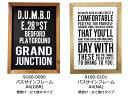 楽天FIVE HUNDRED WORKS.【500WORKS.】★BIG SALE★バスサインフレームA4版(GBR/NA)【*写真立て/木製フレーム・フォトフレーム】