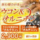 ウコン オルニチン サプリメント サプリ 【ウコン&オルニチ...