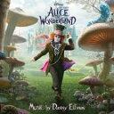 【楽天スーパーセール45%OFF】【輸入盤CD】 Danny Elfman / Alice in Wonderland - ダニー エルフマン / アリス イン ワンダーランド ..
