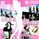 OUTLET CD  POP  GOES DANCE  MTV NON-STOP-HITS メール便(ゆうパケット)  これぞポップ アメリカの音楽シーンがたっぷりつまった最強版