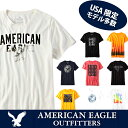 【American Eagle】アメリカンイーグル正規品 メンズ AE 半袖 Tシャツ(ae33) アメカジ アメリカ ブランド