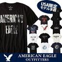 【American Eagle】アメリカンイーグルUSA正規 メンズ AE 半袖 Tシャツ(ae77) アメカジ アメリカ ブランド