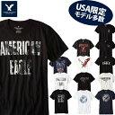 【American Eagle】アメリカンイーグルアメリカ限定品多数 メンズ AE 半袖 Tシャツ(...
