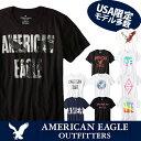 【American Eagle】アメリカンイーグル正規品 メンズ AE 半袖 Tシャツ(ae77) アメカジ アメリカ ブランド