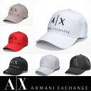ショッピングアルマーニ アメリカ正規入荷【A/X】アルマーニ・エクスチェンジ・ユニセックスARMANI EXCHANGE 正規キャップ ハット 帽子ax472 ホワイト ブラック