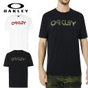 ショッピングオークリー オークリー スポーツ Tシャツ コットン100% やわらかい着心地 OAKLEY 白 黒 ホワイト ブラック oa294 XL USAサイズ 大きい