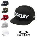Oakley オークリー キャップNEW ERA モデル 帽子 ゴルフ oa305 ホワイト ブラック
