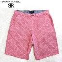 バナリパ BANANA REPUBLIC バナナリパブリック メンズ ショート ハーフ パンツ ba366 ピンク