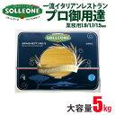 【訳あり】イタリア産 ソル・レオーネ パスタ 50人前 SOLLEONE 5000g 5kg 選べる3種類 業務用 sol06 スパゲティ 1.5mm 1.7mm 1.9mm