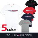 \15%ポイントバック/USA直送【TOMMY HILFIGER】トミーヒルフィガーメンズ Tシャツ t463 レッド ブラック ネイビー ホワイト グリーン