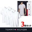 トミー TシャツTOMMY HILFIGER トミーヒルフィガー 丸