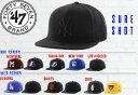 ショッピングps4 【47Brand】47ブランド 2016秋冬 SURE SHOT キャップ ベースボールキャップ スナップバック 帽子 12デザイン