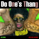 藝人名: B - 【DJ KABU】Do ones thang/HIP HOP/Soul,Funk,Disco music/MIX CD