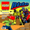 饒舌, 嘻哈 - 【DJ YUMA】RIDE Volume.34/HIP HOP R&B/MIX CD