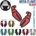 【CRABGRAB】クラブグラブ Mega Claws メンズスノーボードデッキパッド 滑り止め 7カラー【あす楽対応】