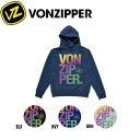【VONZIPPER】ボンジッパー2016秋冬 BOXED HOODIE メンズプルオーバーパーカー 撥水 長袖 3カラー M-L【あす楽対応】