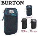 【BURTON】バートン2017春夏 Co-Pilot Travel Case トラベルケース パスポートケース 3カラー 【あす楽対応】【BURTON JAPAN正規品】