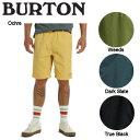 【BURTON】バートン 2019春夏 Mens Burton Clingman Short メンズ ショーツ ハーフパンツ トランクス アウトドア 海水浴 ビーチ 4カラーXS S M L XL