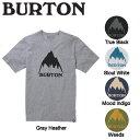 【BURTON】バートン 2019春夏 Mens Burton Classic Mountain High Short Sleeve T-Shirt メンズ Tシャツ 半袖 海水浴 ビーチ 4カラーXS / S / M / L / XL