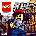 Artist Name: B - 【DJ YUMA】RIDE Volume.81/HIP HOP R&B/MIX CD
